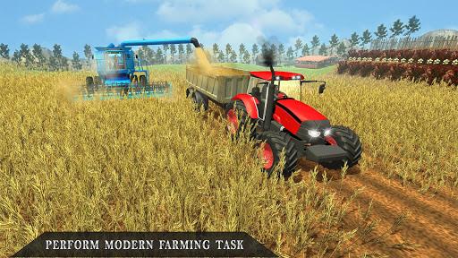 Farmer's Tractor Farming Simulator 2018 1.2 screenshots 11