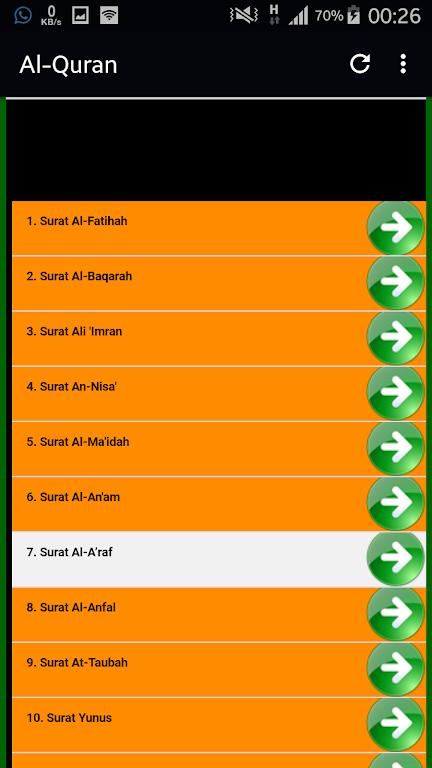 Download Al Quran Latin Dan Terjemah Full 114 Surat Apk