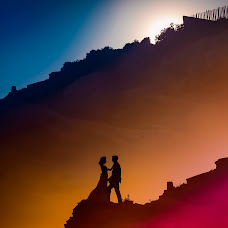 Wedding photographer Alberto Sagrado (sagrado). Photo of 13.09.2018