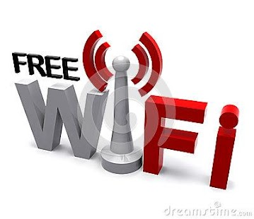 Free WiFi Access - náhled