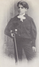 Photo: Toldra als vuit anys (1903) © Family Archive (Mdm. Narcisa Toldrà)