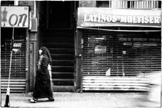Photo: 86 on lower east side, nyc 2012 www.leannestaples.com #newyorkcityphotography  #blackandwhitephotography  #streetphotography +Arnold Goodwayfor #streetpics  #shootthestreet