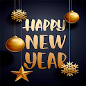 Happy New Year Images Photo Greetings Messages icon