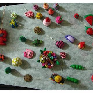 Monster Cookie Lollipops.