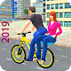 BMX Bicycle Taxi Driver 2019: Cab Sim APK