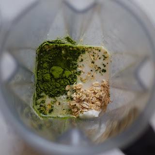Matcha Moringa Breakfast Bowl Recipe