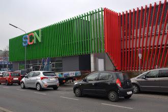 Photo: Fassade SCN Wien