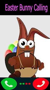 Call Easter Bunny 2018 - náhled