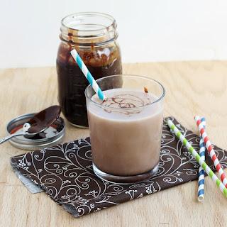 DIY Chocolate Syrup