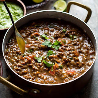 Slow-Cooker Dal Makhani Recipe