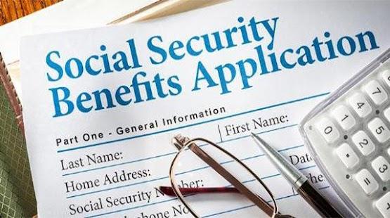 Social Security Benefits Ekran Görüntüsü