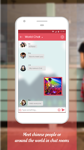 Chinese Social - Free Dating Video App & Chat screenshots 4