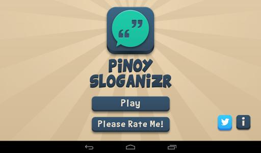 Pinoy Sloganizr