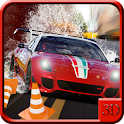 Furious Car Driver City Race icon