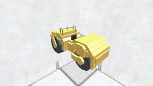 ロードローラー(タイヤ付き)