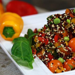 Mediterranean-Style Quinoa