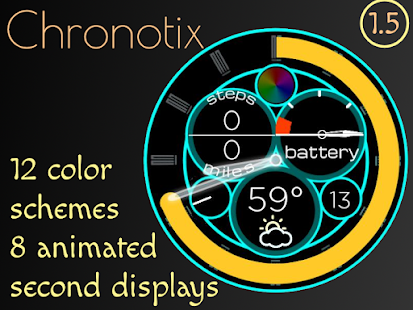 How to download Chronotx Watchmaker Watch Face 1.6 apk for laptop