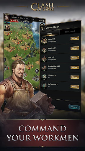 Clash of Empire 2019  screenshots 6