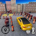 Modern Car Parking 3D Game 2020 icon