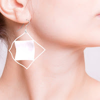 module of moments (earring)