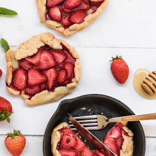 Mini Strawberry Galettes | Gluten-Free & Dairy-Free Recipe