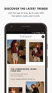 Topshop- screenshot thumbnail
