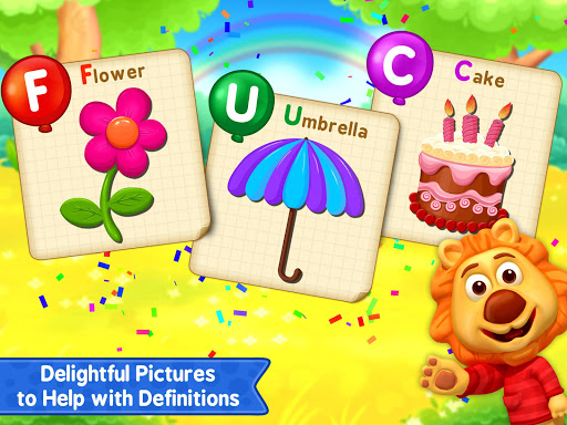 ABC Kids - Tracing & Phonics  screenshots 17