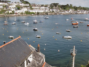 Photo: Goodbye, Fowey!