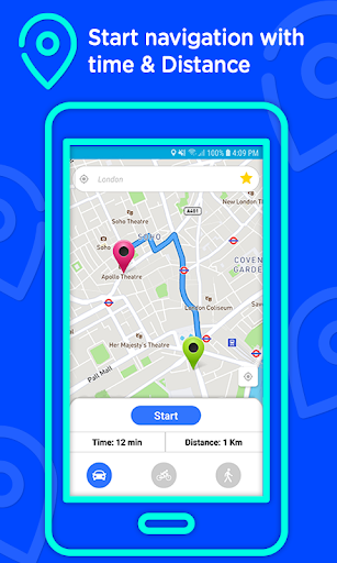Voice GPS Driving Directions u2013Lite, GPS Navigation 3.0.4 screenshots 15