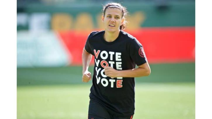 Learn About the Top 10 Soccer Players in the National Women's Soccer League