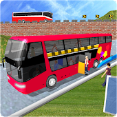 City Bus Driving Simulator Game 2018