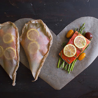 Salmon In Parchment With Vegetables Recipes.
