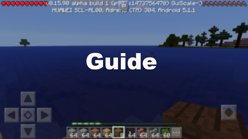Guide: for Minecraft PE for PC