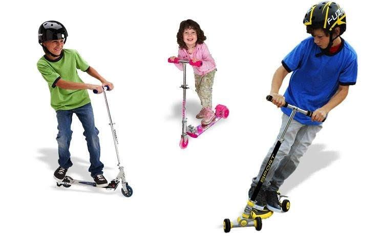 Bé chơi với xe trượt scooter có an toàn không 7