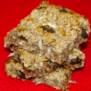 Banana Fig Breakfast Bars