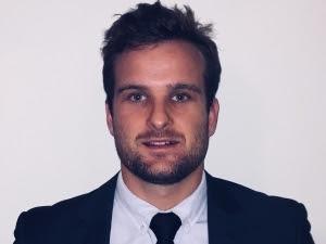 Lynton Dent, business development engineer, Rapid 3D.