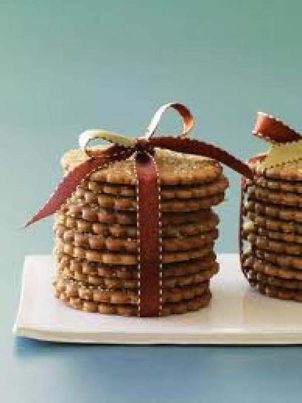 Grandma's Ginger Cookies Recipe