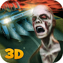 Zombie Derby Death Racing 3D icon