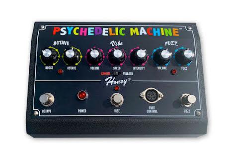 Shin-Ei Psychedelic Machine