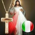 Holy Rosary Mercy in Italian with audio icon