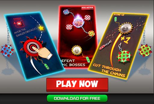 Télécharger Gratuit Swipe n cut : 2020's Latest Disc offline games apk mod screenshots 6
