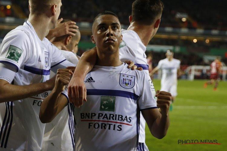 Deux Anderlechtois et un Carolo sont nominés pour le plus beau but de l'année 2017