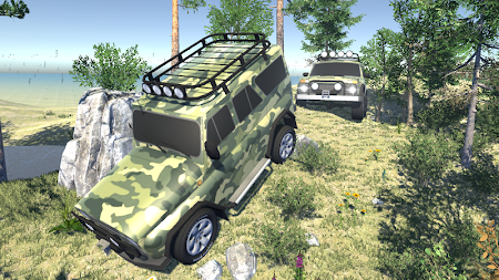 Russian Cars: Offroad 4x4 1.0.4 screenshot 2021642