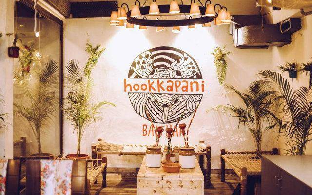 best restaurants safdarjung hookahpani