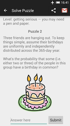 Probability Math Puzzles android2mod screenshots 5