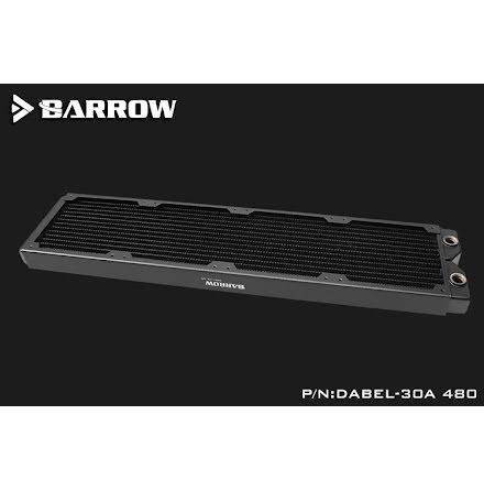 Barrow Dabel-A radiator, 480, 4x120-30