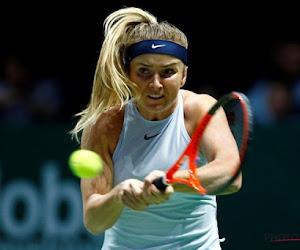 Nummer vijf van de wereld in het tennis bij de vrouwen uitgeschakeld in Madrid na echte thriller