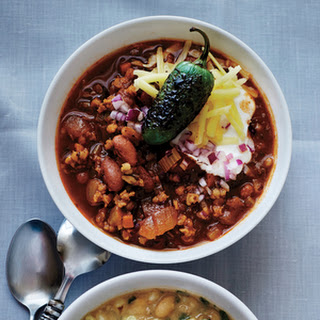 Can't-Believe-It's-Veggie Chili