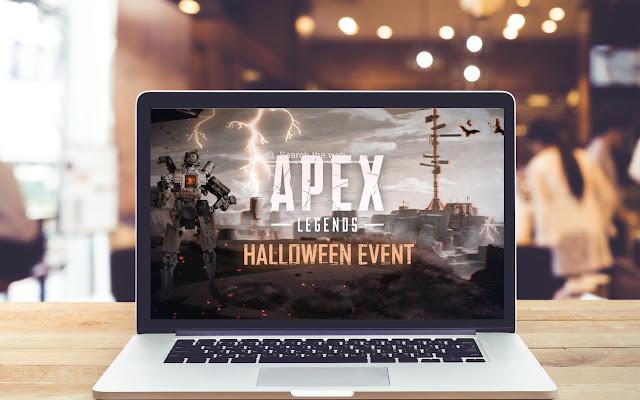 Apex Legends Shadowfall Wallpapers Game Theme