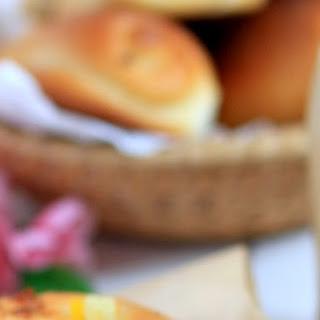 Chicken Sausage , Corn And Cheese Bread/rolls ( $ 5000 Bread Recipe )